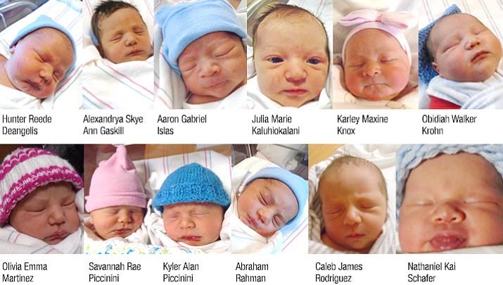 Births: Dec. 5, 2017