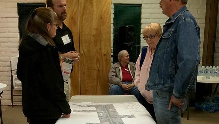 Second public meeting reviews design plans for Sunset Lane