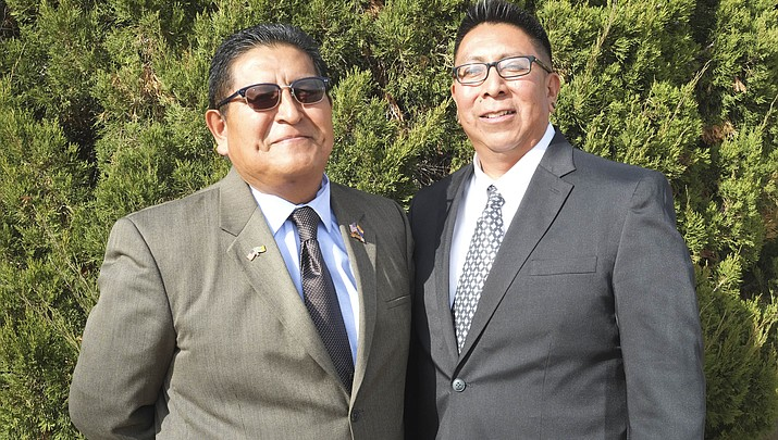 Hopi Tribe welcomes new leaders