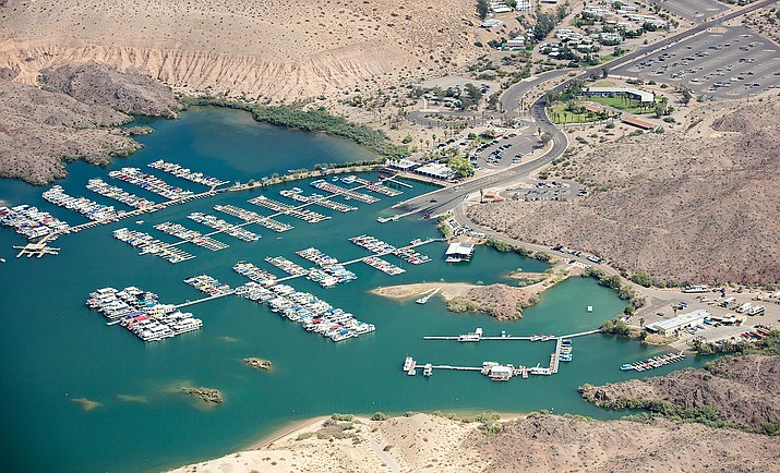 Katherine Landing, one of the popular launch spots on Lake Mohave, will have commercial marina services provided by Urban Park Concessionaires under a 15-year contract with the National Park Service. (Courtesy Photo)