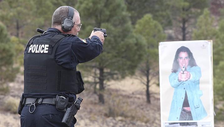 Williams Police test gun mounted cameras