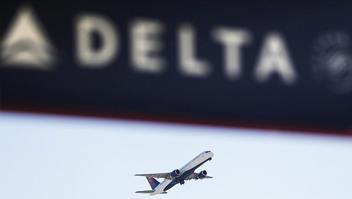 A Delta flight from New York City to Seattle diverted hundreds of miles south on Saturday to make the emergency bathroom stop after the plane's toilets stopped working and passengers couldn't hold it any longer. (AP Photo/David Goldman, File)