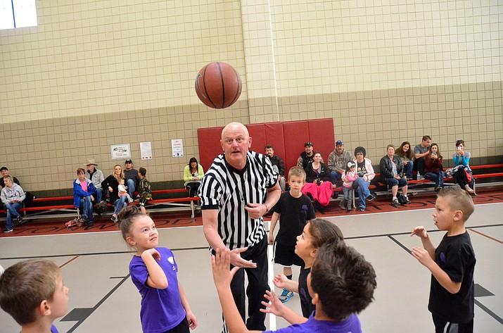 Registration for youth Grasshopper basketball runs through Dec. 21. (VVN/Vyto Starinskas)