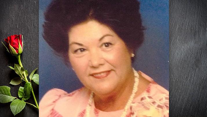 Mildred June Morgan