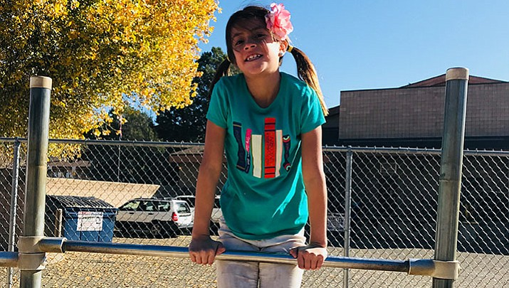 PUSD Student of the Week: Audrey Islas!