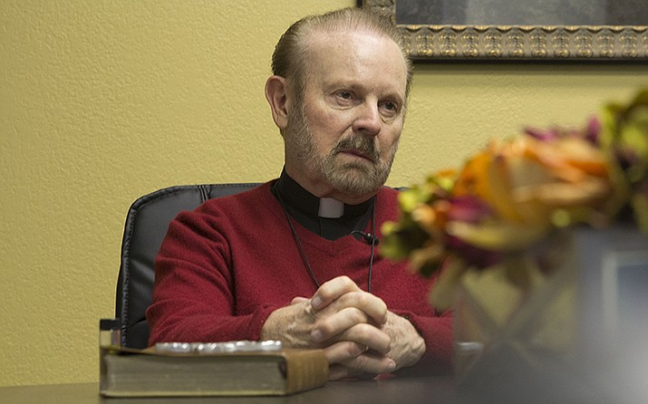 The Rev. Bob Larson says he performs exorcisms daily both in person and over Skype.