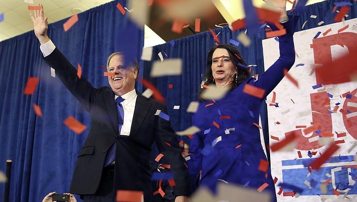 Democrat Jones wins stunning red-state Alabama Senate upset