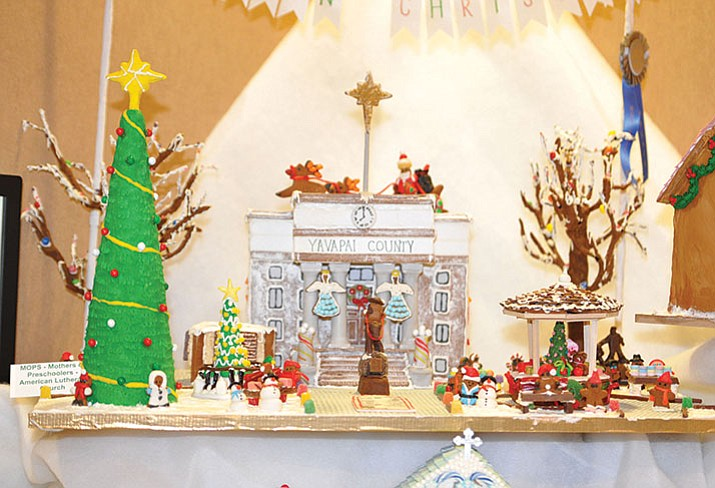Prescott Resort & Conference Center, 1500 Highway 69. Display open through Jan. 1. Over 70 entries in the Annual Gingerbread Holiday display at the Prescott Resort that is free and open to the public through the new year. (Les Stukenberg/Courier)