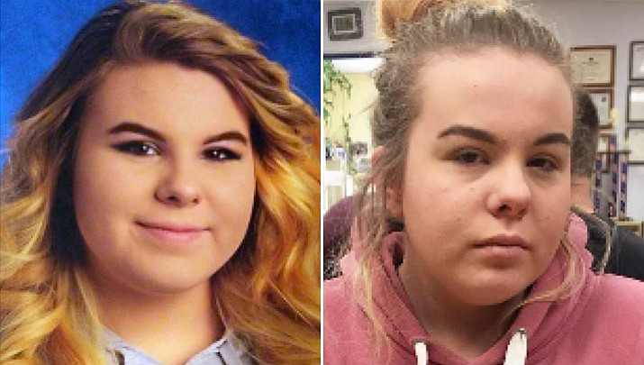 Police are asking for the public's help on locating 17-year-old Kenna Shipp who was reported as a run away from a Prescott home on November 13th. (YCSO)