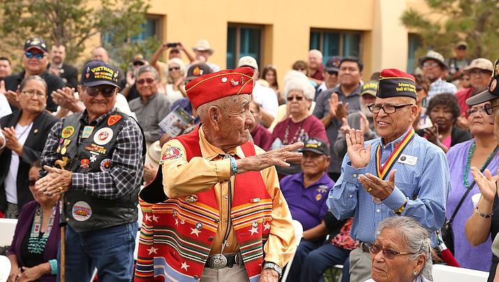 Navajo Nation mourns loss of Navajo Code Talker