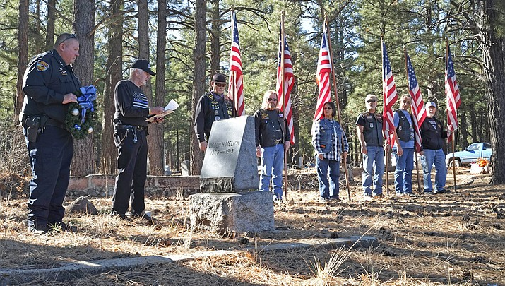 Fallen police officers honored Dec. 2 in Williams