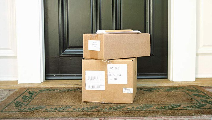 Stealing Christmas Cheer: Porch pirates are being Grinches