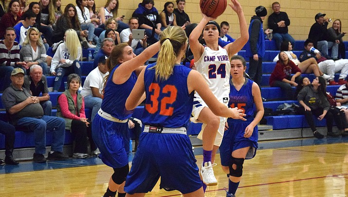 Camp Verde girls basketball extends win streaks with rout of Chino Valley at home