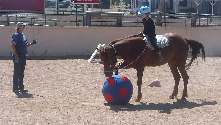 All hooves on deck: Kingman's Healing Hooves offers opportunities for able-bodied and disabled horse enthusiasts
