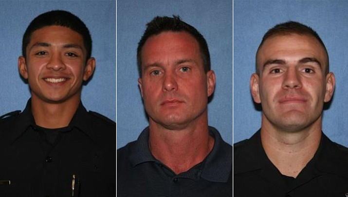 The three Phoenix Police officers involved in the case, Richard G. Pina, Jason E. McFadden and Michael J. Carnicle, all resigned after the incident.