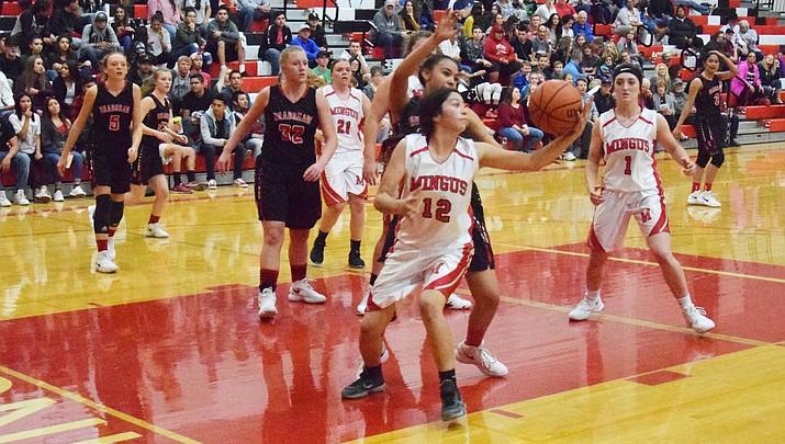 Marauder girls basketball nearly erases big deficit