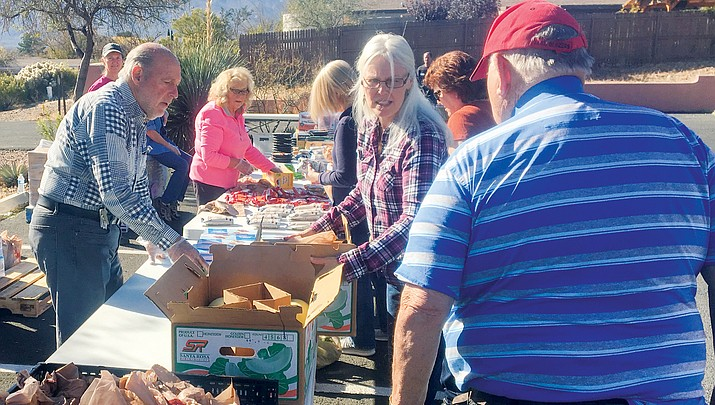 Manzanita Outreach delivers 'Oasis in a Food Desert'