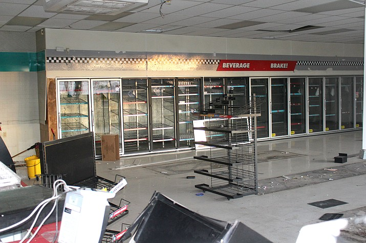 The Circle K convenience store at Stockton Hill Road and Gordon Avenue is closed for renovation, with an expected re-opening in April.