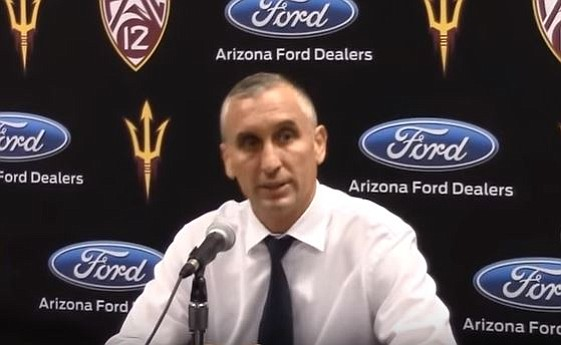 ASU coach Bobby Hurley discusses the Sun Devils' 76-64 win over Vanderbilt Sunday. ASU is now ranked No. 3 in the country by the Associated Press. (DevilsDigest TV)