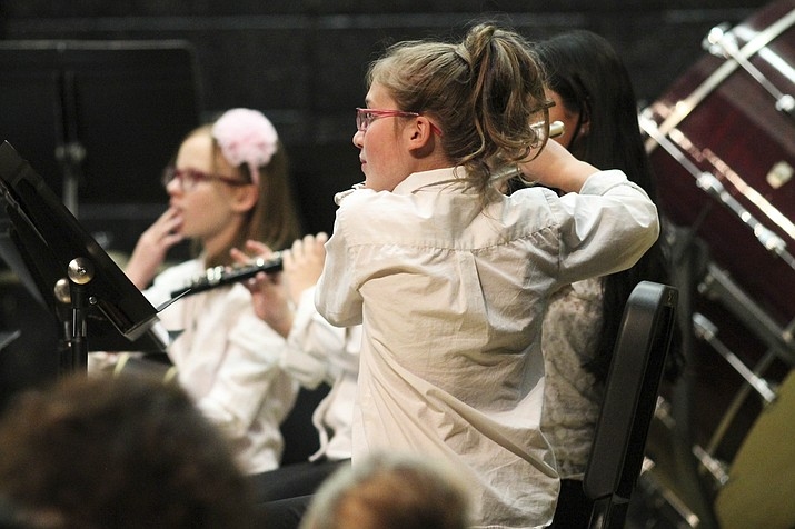 Williams Unified School District hosted its annual holiday concert Dec. 6.
