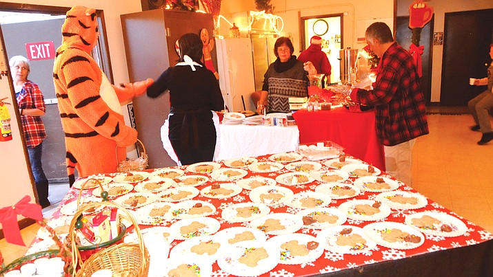 A community Christmas meal will be served at the Old Town Mission Friday from 11:30 a.m. until 1 p.m. (VVN/Vyto Starinskas)
