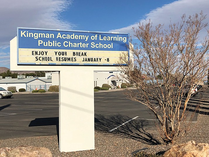 Kingman Academy of Learning Middle School was included in an enrollment study by the ACLU. KAOL and the Arizona Charter Schools Association were not impressed by the ACLU's efforts.