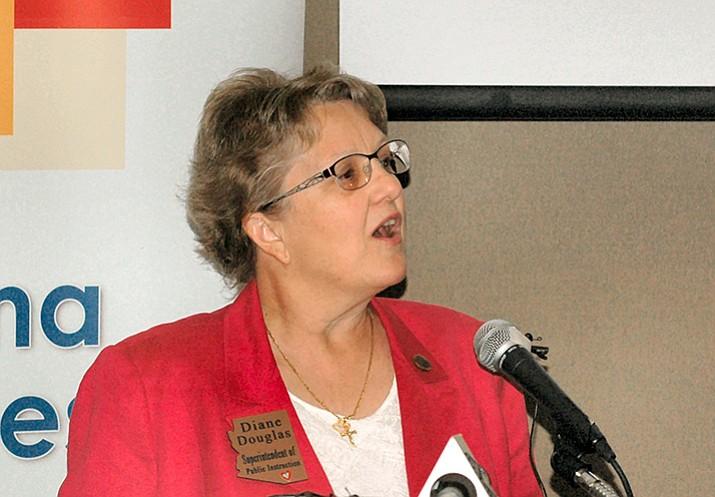 State schools chief Diane Douglas (Courtesy)
