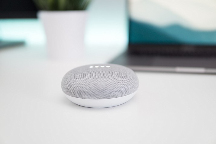Move over, Alexa. While Amazon pioneered the internet-connected speaker that responds to voice commands, it now has plenty of competition from other tech heavyweights. (Kevin Bhagat, Unsplash)