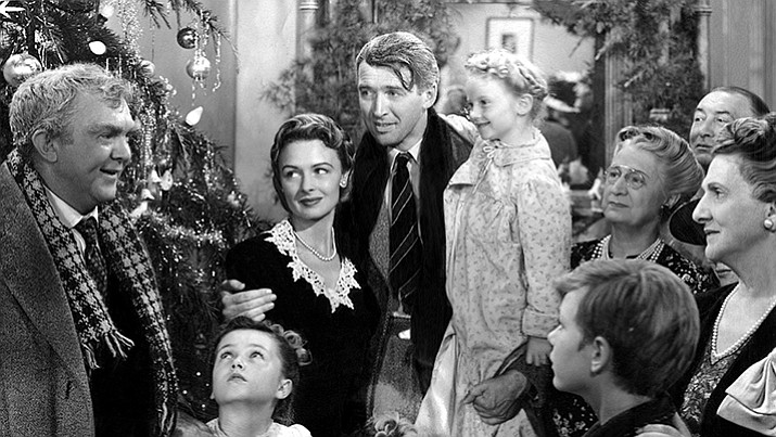 "A scene from ""It's a Wonderful Life."" (File photo)"