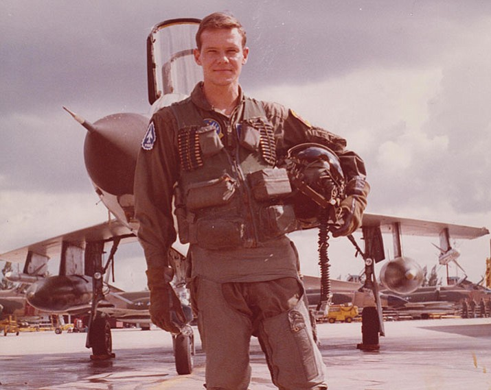 Duncan Wilmore was a fighter pilot in Vietnam. (Courtesy)