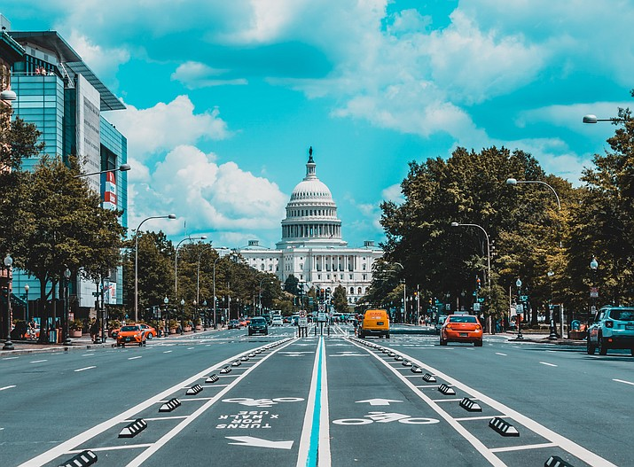 After almost a year in office, Trump has yet to spend time enjoying the sites and experiences that beautiful Washington, D.C. has to offer. (Jorge Alcala, Unsplash)