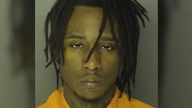 21-year-old Tavon Malik Stanley of Calabash, North Carolina. (Courtesy J. Reuben Long Detention Center)
