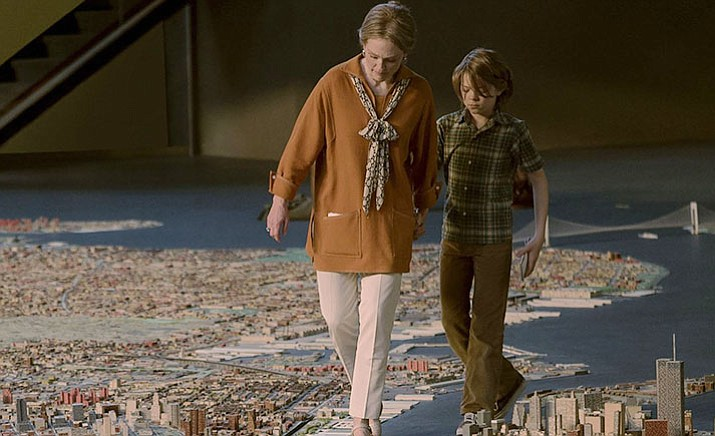 "In director Todd Haynes' ""Wonderstruck"" — based on The New York Times #1 Bestseller — Ben and Rose are children from two different eras who secretly wish their lives were different."