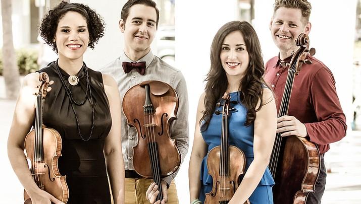 Catalyst Quartet wins Grammy Award