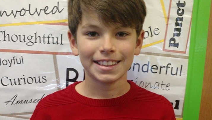 HUSD Student of the Week: David