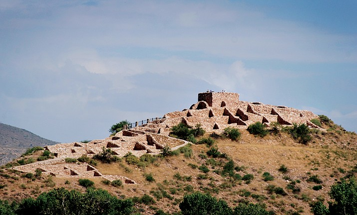Tuzigoot National Monument (File Photo)