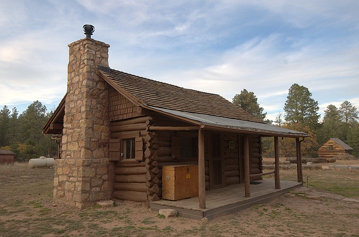 Hull Cabin Is Available To Rent On The Tusayan Ranger District Of Kaibab  National Forest.