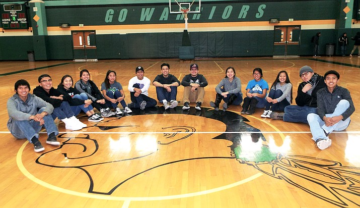 Thirteen athletes from Tuba City High School were named Navajo Times All-Stars. Rosanda Suetopka/NHO