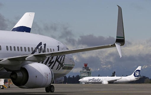 After a rat boarded the plane, an Alaska Airlines flight was canceled. (AP file photo)