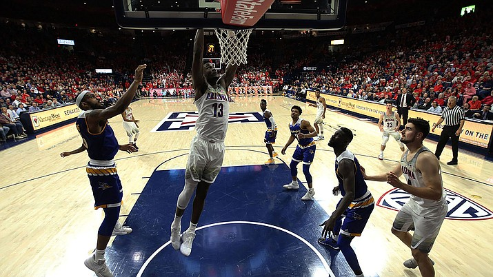 Deandre Ayton and the Arizona Wildcats look to continue their eight-game winning streak tonight when they travel to Utah for a 7 p.m. contest on ESPN.