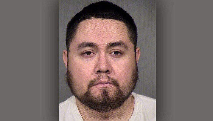 Robert Anthony Resendiz. (Maricopa County Sheriff's Office)