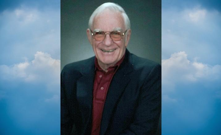 Raymond 'Pat' Patzer (Olan Mills photo)