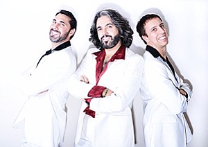 Saturday Night Fever – Ultimate Tribute to the Bee Gees is coming to the Elks Theatre in Prescott.