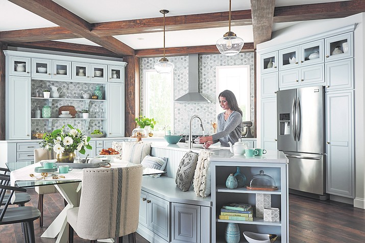 Most homeowners look to things that inspire them when they decorate their homes, according to a survey. (State Point Media)