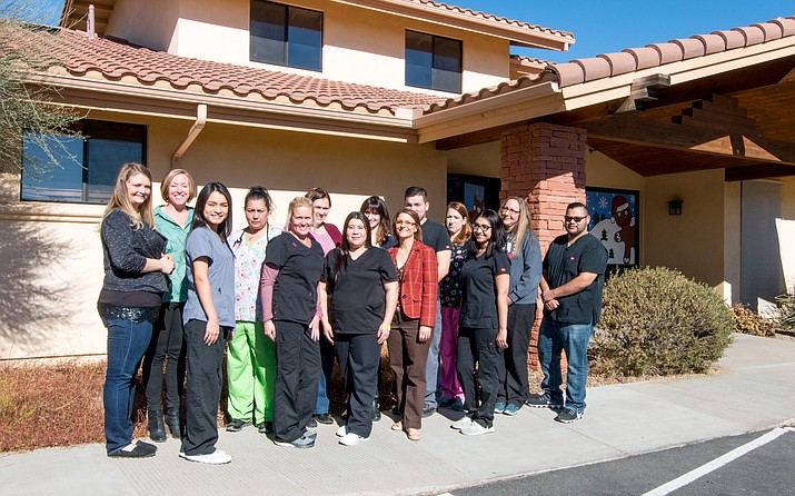 Starting Feb. 1, the official name of the medical center, located on 800 Cove Parkway, will become Red Rock Pediatrics: A Phoenix Children's Primary Care Center.