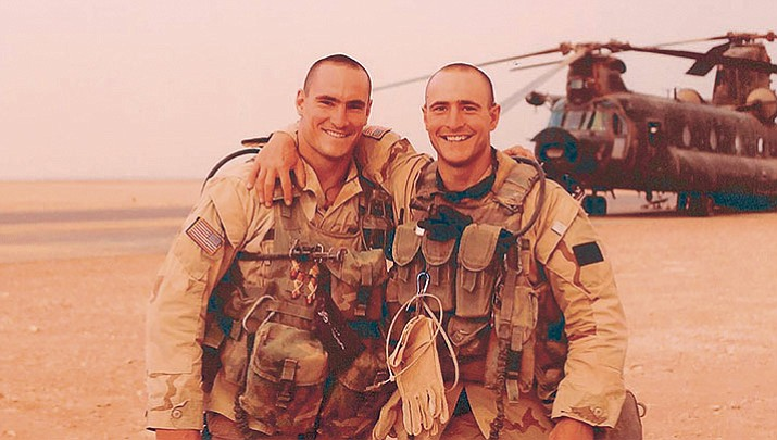 Pat Tillman and his brother Kevin, a professional baseball player, left their careers in sports to enlist in the wake of the 9/11 atttacks. Both made Ranger units and were deployed to south Asia, where Pat would be killed in a friendly fire incident in Afghanistan in 2004.