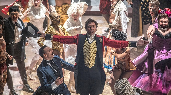 The Greatest Showman is a thoroughly entertaining film. It has the necessary ingredients to please the audience — very good acting, fine musical numbers well sung, beautiful cinematography and costumes, and wonderful, outstanding choreography.