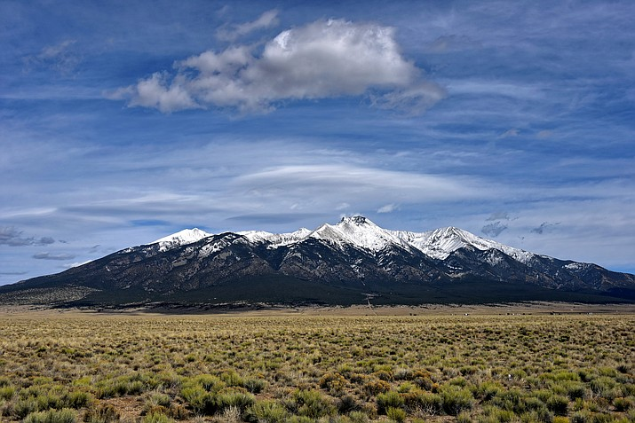Blanca Peak or Tsisnaasjini' in Colorado is considered a sacred peak to the Navajo people. The Navajo Nation recently purchased 12,505 acres near the base of the peak. Adobe Stock