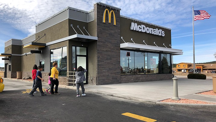 McDonald's beefs up with new technology