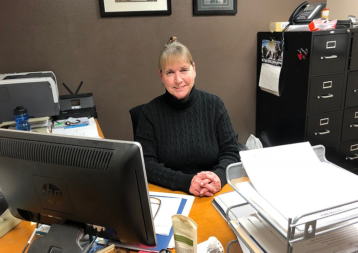 Sue Bennett is the new deputy city clerk for Williams.